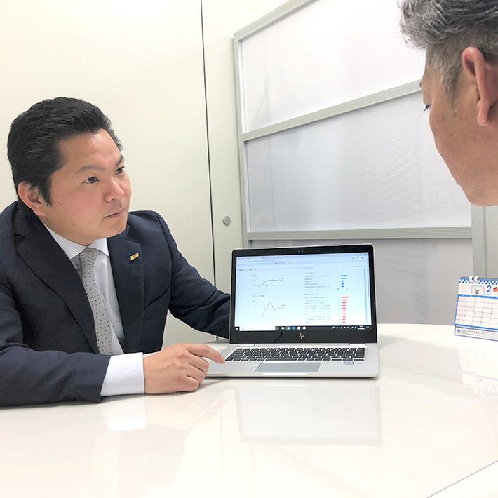 インタビュー 田中 啓介